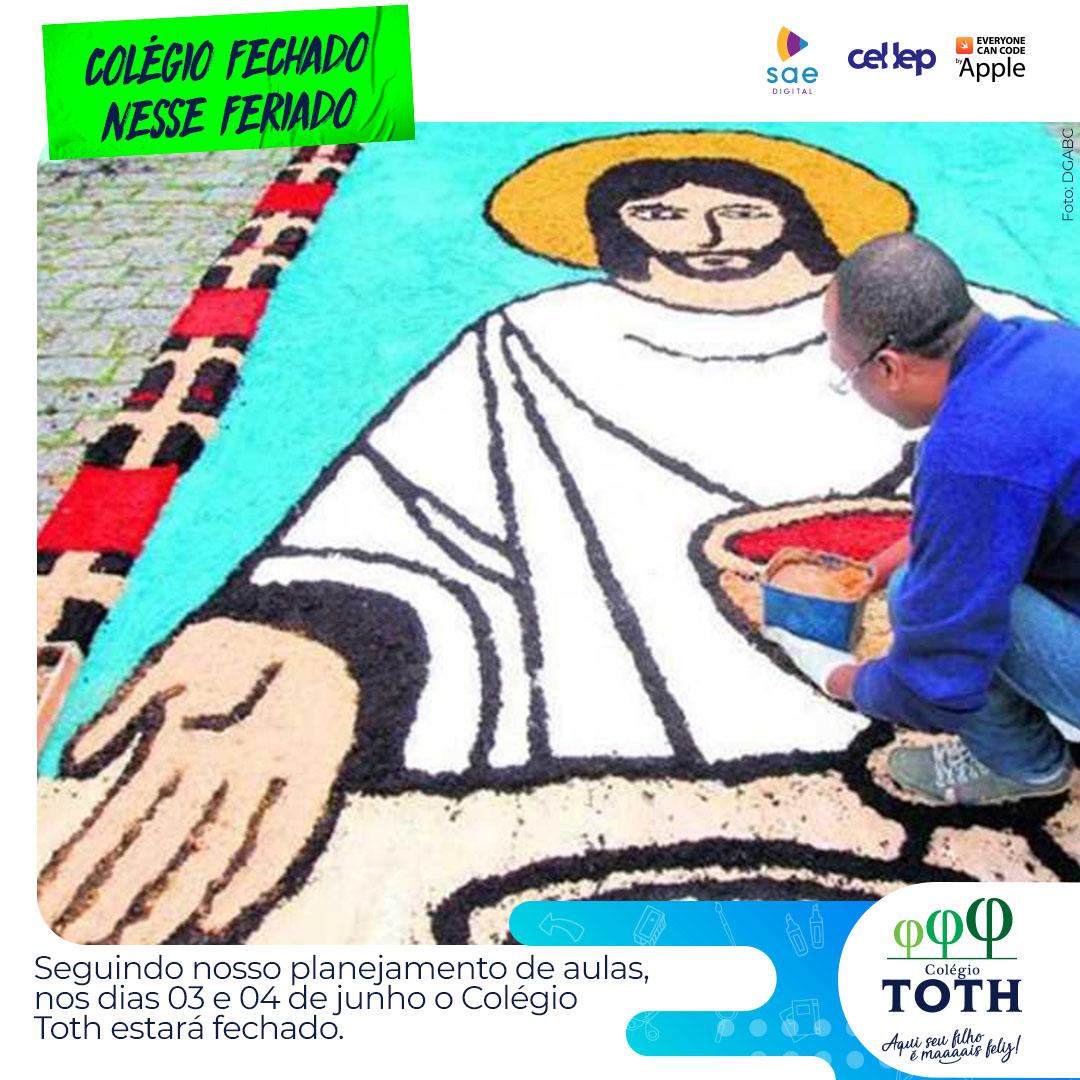 03- Colegio Toth – Feriado_Timeline